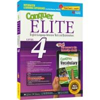 SAP Conquer Elite Level 4 新加坡英语写作 级别4 提高版 攻克精英计划 小学四年级 英文教辅