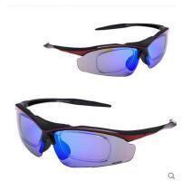 自行车偏光骑行眼镜近视户外运动风镜太阳镜防风护目镜男女通用
