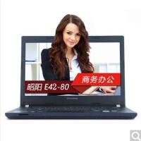 联想(lenovo)昭阳 E42-80 14.0英寸笔记本电脑 E41升级版 I5-6200 4G内存 500G硬盘 DVDRW/2G独显/WI7
