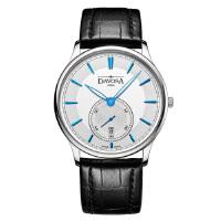 瑞士迪沃斯(DAVOSA)-Gentleman 绅士系列 Flatline智雅 16248315 石英男士手表