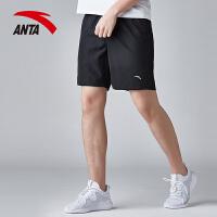安踏男装运动短裤 2017夏季新款速干吸汗透气健身跑步五分运动裤