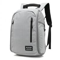 学生书包大学生新款时尚男包创意双肩电脑包多功能休闲旅行背包