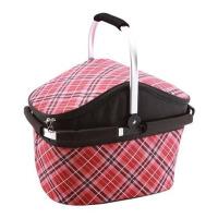 户外冰袋保温包保温箱便携折叠野餐篮子手提28升