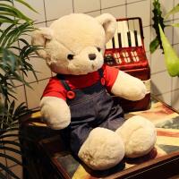 抱抱熊公仔泰迪熊布娃娃女孩睡觉抱枕情侣毛绒玩具大熊送女友礼品