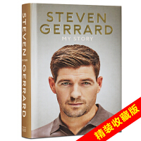 杰拉德自传 我的故事 英文原版 Steven Gerrard My Story 精装收藏