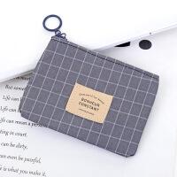 便携迷你零钱包硬币包韩式布零钱包 女士钥匙包 创意硬币包 迷你卡通帆布包