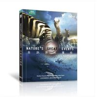 原装正版 BBC-自然界大事件 (双碟装) 2DVD9 高清视频 光盘 光碟