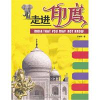 【二手书8成新】走进印度 王树英 9787508732978