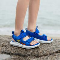 361度童鞋 男童沙滩凉鞋 中大童 2021年夏季新品透气男童鞋凉鞋男N72022616
