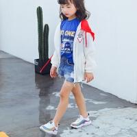 女童鞋儿童鞋秋季鞋子中大童男童鞋秋鞋休闲鞋运动鞋