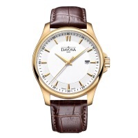 瑞士进口 迪沃斯(DAVOSA)-Classic Quartz 经典系列 16246715 石英男表