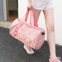【限时3折】健身包 大容量干湿分离瑜伽包 单肩斜挎运动包 手提便携收纳包
