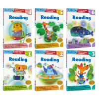 Kumon Reading Workbooks G1-G6 公文式教育 小学阅读教辅6册 一~六年级 6-12岁 英文
