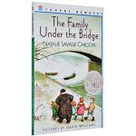 英文原版小说 The Family Under the Bridge 桥下一家人 纽伯瑞银奖 少年文学成长小说 青少年