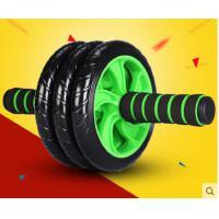 透气吸汗手柄加厚耐磨家用滚轮收腹健身巨轮健腹轮腹肌轮健身器材