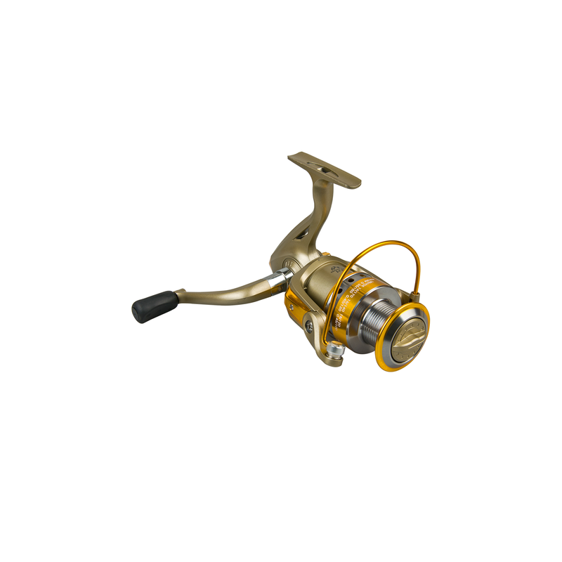 渔轮纺车轮钓鱼王渔具垂钓用品破浪金属座鱼线轮不易缠线海竿轮 支持礼品卡支付
