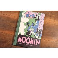 英文原版 姆明谷 漫画2 精装收藏 Tove Jansson Moomin: The Complete Tove Ja