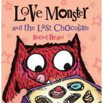 【预订】Love Monster and the Last Chocolate