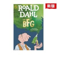 圆梦巨人 The BFG 好心眼儿巨人 罗尔德达尔系列 Roald Dahl 英文原版电影原著小说 小学生初中课外阅读故