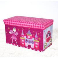 爱升高端幼儿品牌 大空间卡通儿童储物箱宝宝行李箱多功能玩具收纳箱