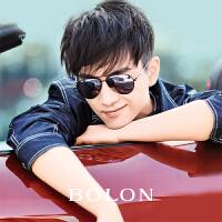 暴龙BOLON2016新款太阳镜男时尚蛤蟆镜高清偏光驾驶镜BL8001