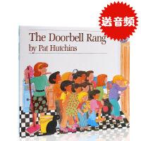 英文原版绘本 The Doorbell Rang 门铃又响了 汪培�E吴敏兰 平装 美国图书馆协会推荐童书