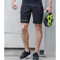 夏季薄款跑步裤健身运动裤 速干训练裤 运动短裤男 透气五分裤宽松 支持礼品卡