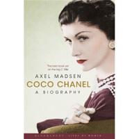 【二手旧书8成新】Coco Chanel可可香奈儿传记 英文原版 Axel Madsen(阿克瑟尔・马德森) 9781