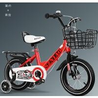 儿童自行车公主车2-3-6-8岁女孩男孩脚踏车12141618寸单车