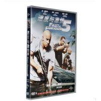 原装正版 高清 电影 速度与激情5 正版DVD9范迪塞尔 保罗沃克尔 道恩强森