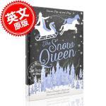 现货 冰雪皇后经典立体书 英文原版 The Snow Queen Classic Pop-up 安徒生经典童话 精装