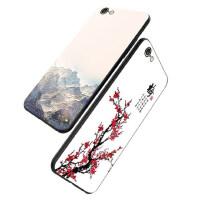 苹果6手机壳 iPhone6S保护套 iPhone6手机壳 苹果6s 手机保护壳 个性创意中国风软硅胶全包防摔男女款潮