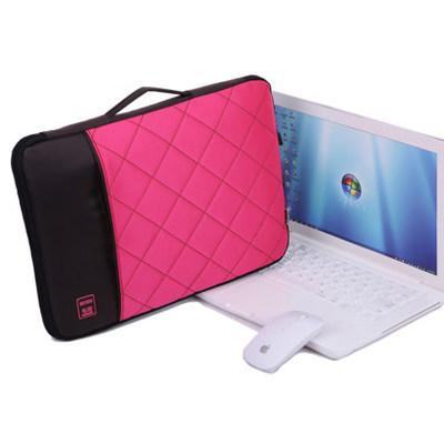 笔记本包电脑包IPAD手提内胆包男女士10寸12寸13.3寸14寸15.6寸苹果华硕联想 小巧方便 隐藏手提 可放置电源鼠标