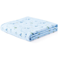全棉时代 幼儿六层纱布印花空调被135x120cm 1条装