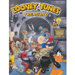 Looney Tunes Treasury(ISBN=9780762440443) 英文原版