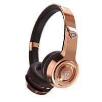 MONSTER/魔声 Elements on ear压耳式蓝牙无线耳机隔音降噪耳机 - 玫瑰金