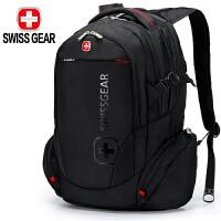 SWISSGEAR瑞士军刀双肩电脑包14/15.6英寸 男女多功能商务背包