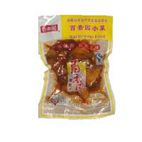 安徽百素园特产100g*5袋榨菜拌面下饭小菜泡菜腌菜咸菜酸菜酱菜PK金菜地小菜 酱