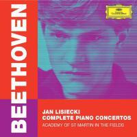 现货 [中图音像][进口CD]扬・莱斯基演奏的贝多芬钢琴协奏曲全集 3CD Beethoven: Complete P