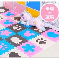 泡沫地垫拼图 加厚拼接方块家用地板海绵垫子 儿童爬行垫积木