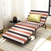 折叠床 加固折叠床单人床午睡床双人床办公室床午休床简易儿童床折叠床行军床布艺儿童陪护床 创意家具