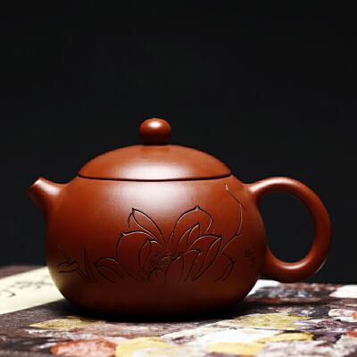 工艺美术员 蒋志超 西施 大红袍 320cc