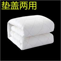 20191108004527188棉被芯棉花棉絮带线棉被秋冬被春秋被盖垫床褥 有网棉胎 5斤