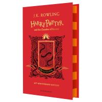 哈利波特与密室 格兰芬多学院精装版 英文原版小说 二十20周年纪念珍藏版 Harry Potter and the Ch