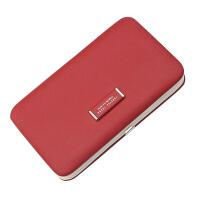 新款女士钱包韩版多功能手机包时尚中长款饭盒女包