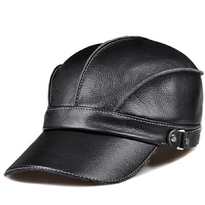 人气女士秋冬棒球帽帽子男潮头层帽子时尚休闲鸭舌帽