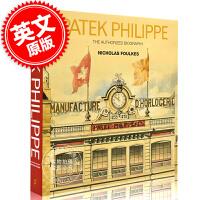 现货 百达翡丽传记 英文原版 Patek Philippe:The Authorized Biography 制表传奇