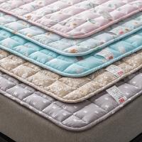 榻榻米床垫软垫1.5米床褥子双人家用薄款单人宿舍1.2垫被地铺睡垫 1.8x2.0m床 厚度舒中 四季可用
