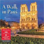 【预订】A Walk in Paris 2020 Wall Calendar 9781549205026