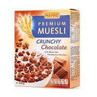 【当当自营】德国进口 亨利(HAHNE)松脆巧克力原味麦片 300g